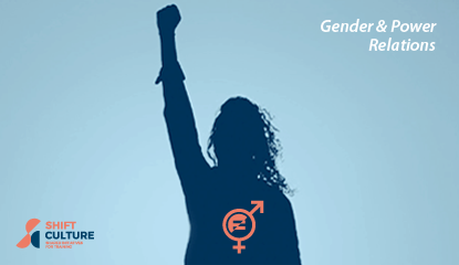 SHIFT Newsletter on Gender & Power Relations